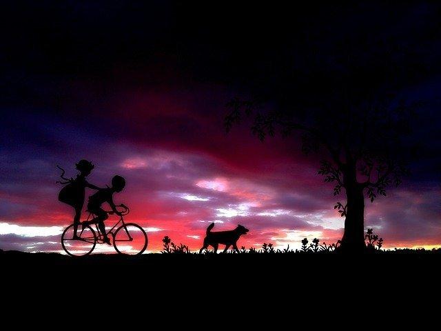 Ein Plädoyer für das Fahrradfahren.