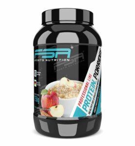 Porridge mit Proteinpulver