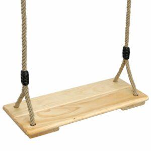 Pellor Holzschaukel - Unsere Empfehlung für eine stabile einfache Schaukel.