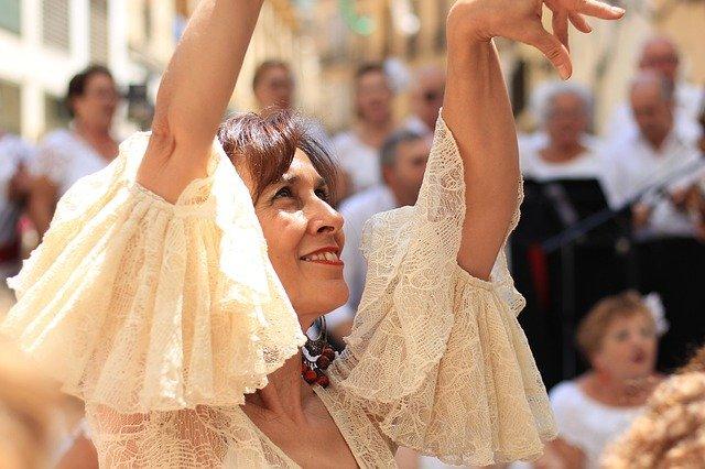 Flamenco in der Schwangerschaft
