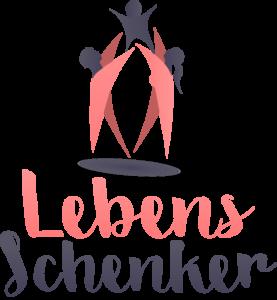 Lebensschenker Geburtsvorbereitungskurs. Das Bild zeigt das Logo.