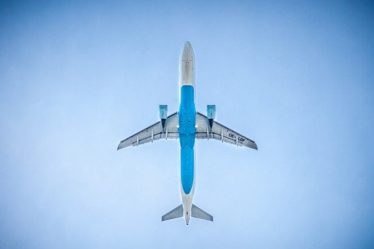 Regeln im Flugzeug. Foto FLugzeug.