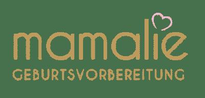 Premium-Vorbereitungskurs von mamalie. Das Logo von mamalie.