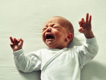 Schrei-Ursachen bei Babys.