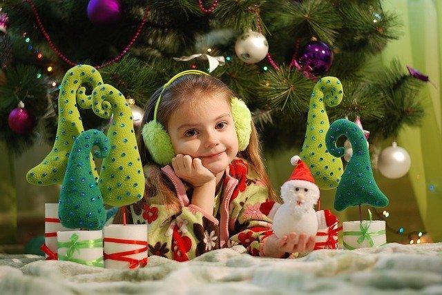 Die besten Nikolausgeschenke für Kinder.