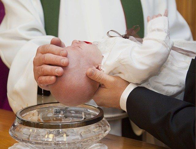 Patenschaft mit und ohne Taufe.