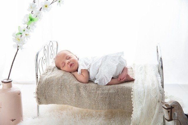 Baby breit Wickeln - Eine Anleitung