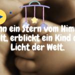 Sprüche zur Geburt: Die 33 schönsten Sprüche zur Geburt