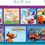 Wie sinnvoll ist Amazon Kids+ ?