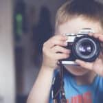Fotografieren lernen für Kinder: Wenn Kinder fotografieren wollen