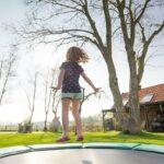 Die 6 besten Gartentrampoline für Kinder