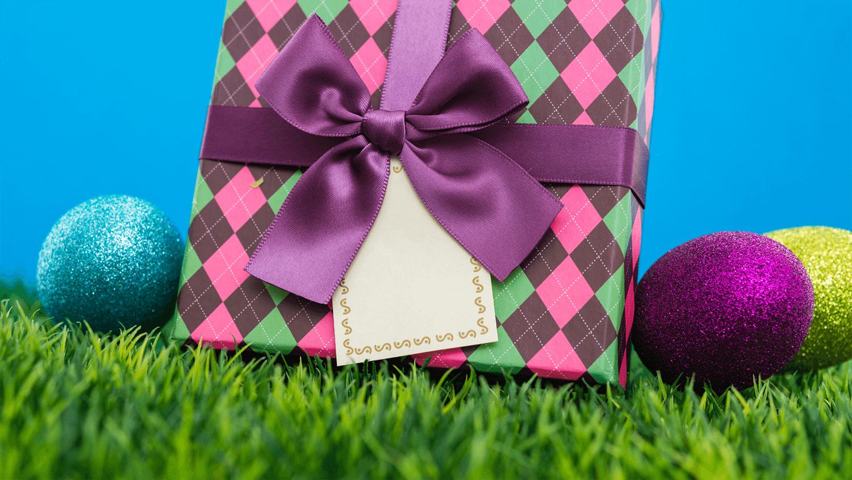 Ostergeschenke für Kinder - Manchmal ist die Auswahl gar nicht so leicht.