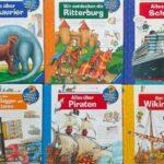 """""""Wieso Weshalb Warum"""" - Die 25 beliebtesten Kinderbücher aus dieser Reihe"""