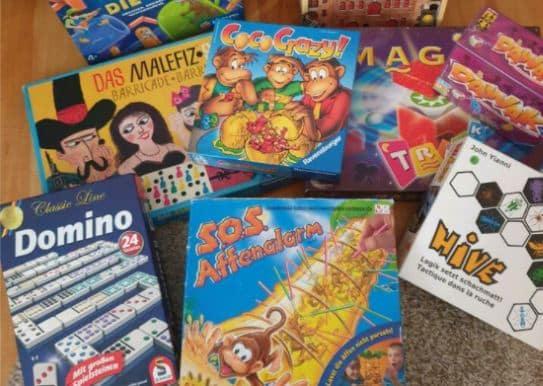 Gesellschaftssspiele kaufen: Es gibt sehr viele tolle interessante Gesellschaftsspiele für alle Altersgruppen.