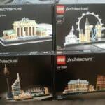 LEGO Architecture - Das sind die beliebtesten Bausätze