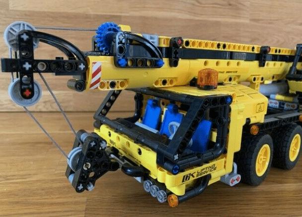 Lego Technic Kran.