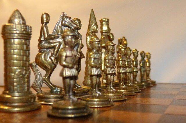 Schachfiguren kaufen - besondere Schachfiguren.