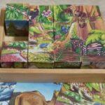 Das Würfelpuzzle: Großer Spielspaß für Kleinkinder