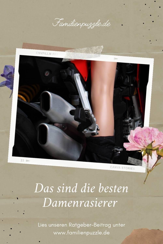 Schöne glatte Beine - Welche Frau wünscht sich das nicht? Mit dem perfekten Damenrasierer gelingt das im handumdrehen.