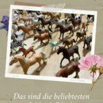Das sind die 12 beliebtesten Schleich Pferde [Ratgeber]