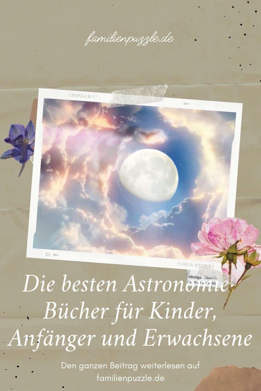 Die besten Astrologie-Bücher für Kinder.