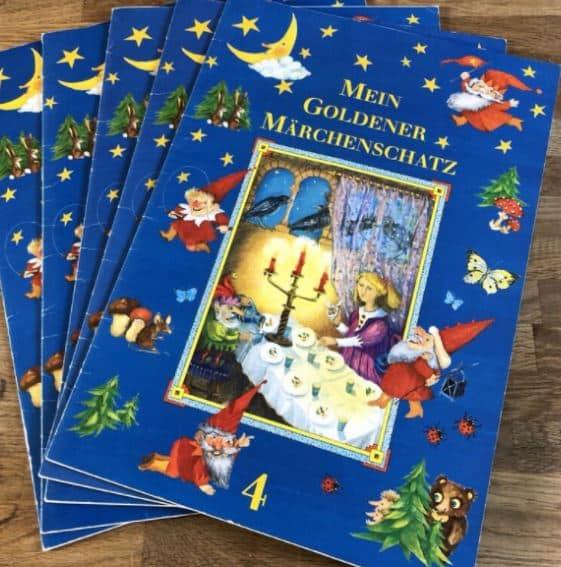 Einige Märchenbücher.