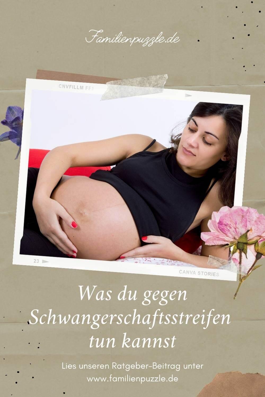 Wenn auch dich deine Schwangerschaftsstreifen stören sollten, so kannst du mit diversen Mitteln dagegen vorgehen.