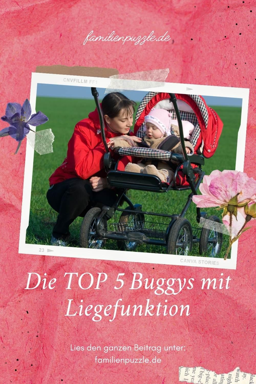 Titelbild: Die Top 5 Buggys mit Liegefunktion.