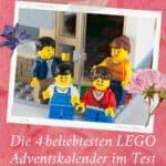 Die 4 besten LEGO Adventskalender im Test