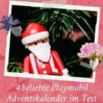 Die 4 besten Playmobil Adventskalender im Test