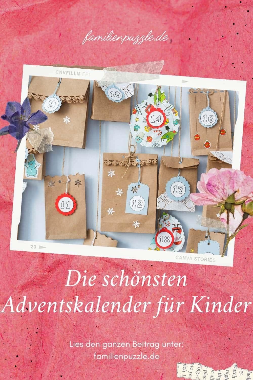 Die schönsten Adventskalender für Kinder.