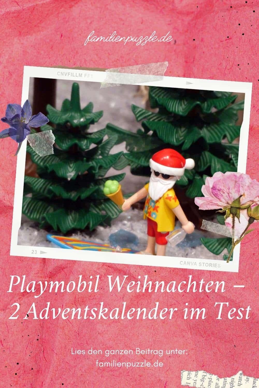 Playmobil Weihnachten.