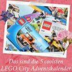 Das sind die 5 coolsten LEGO City Adventskalender