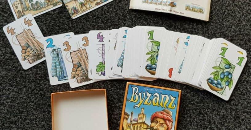 Kartenspiel Byzanz im Test.