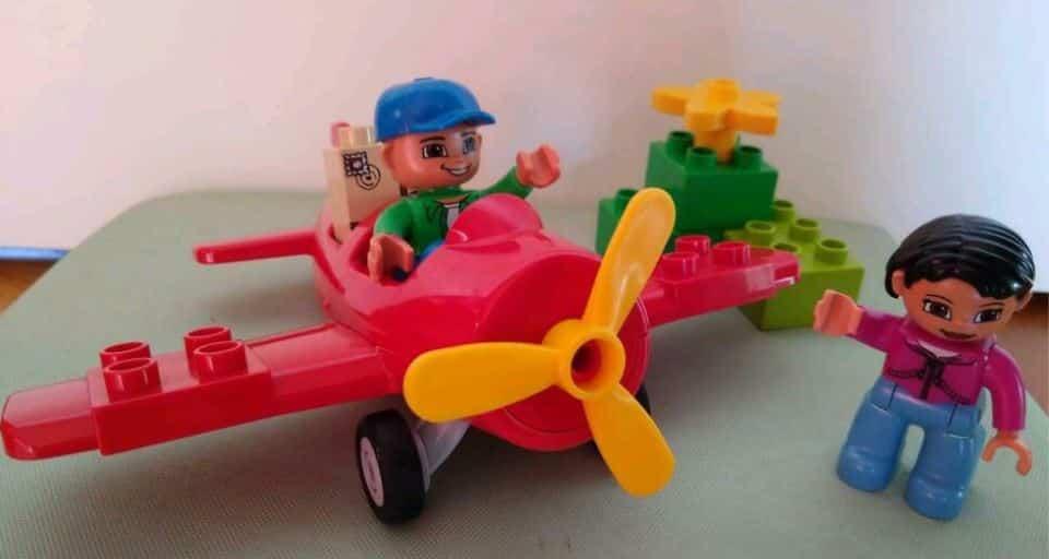 Das sind die schönsten Spielzeug Flugzeuge.