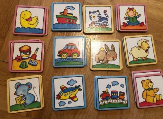 Die beliebtesten Memory Spiele für Kinder.